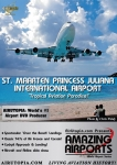ST. MAARTEN / MARTIN PRINCESS JULIANA International Airport Classic (SXM)